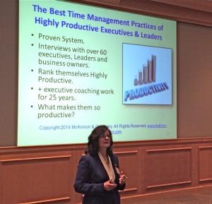 time management speaker
