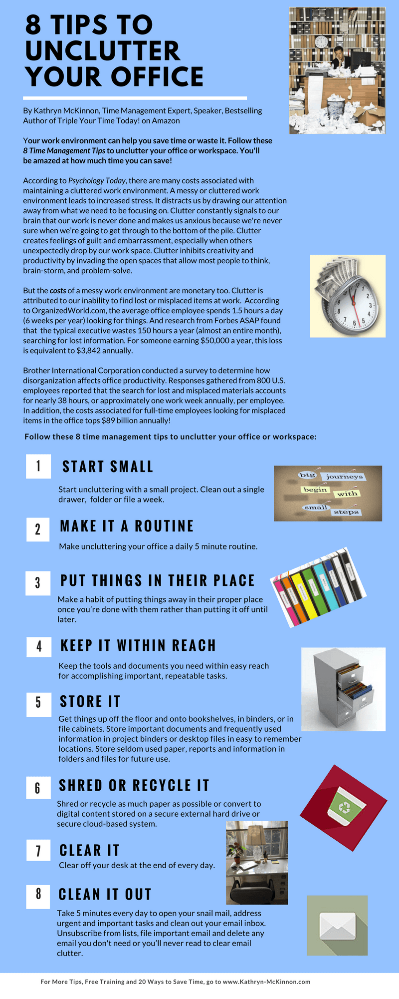 8-tips-to-unclutter-your-office