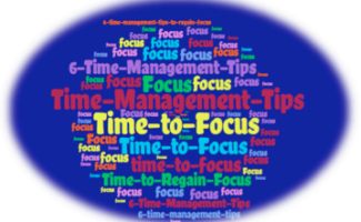 6 Time Management Tips to Stay Focused During Uncertain Times