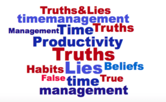 Time Management Video-7 Truths & Lies About Productivity